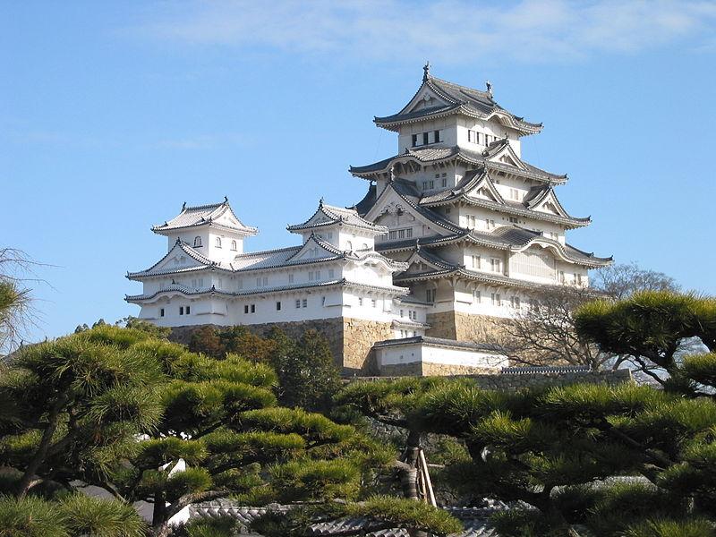 特別史跡「姫路城跡」(兵庫県姫路市)